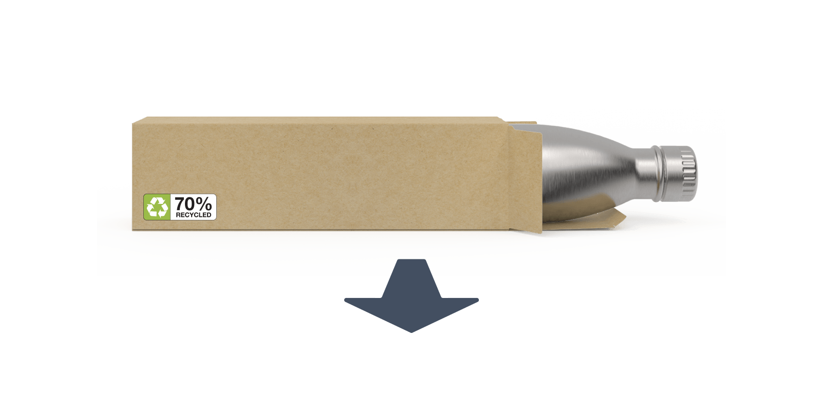Hoe we onze metalen flessen maken - Step10
