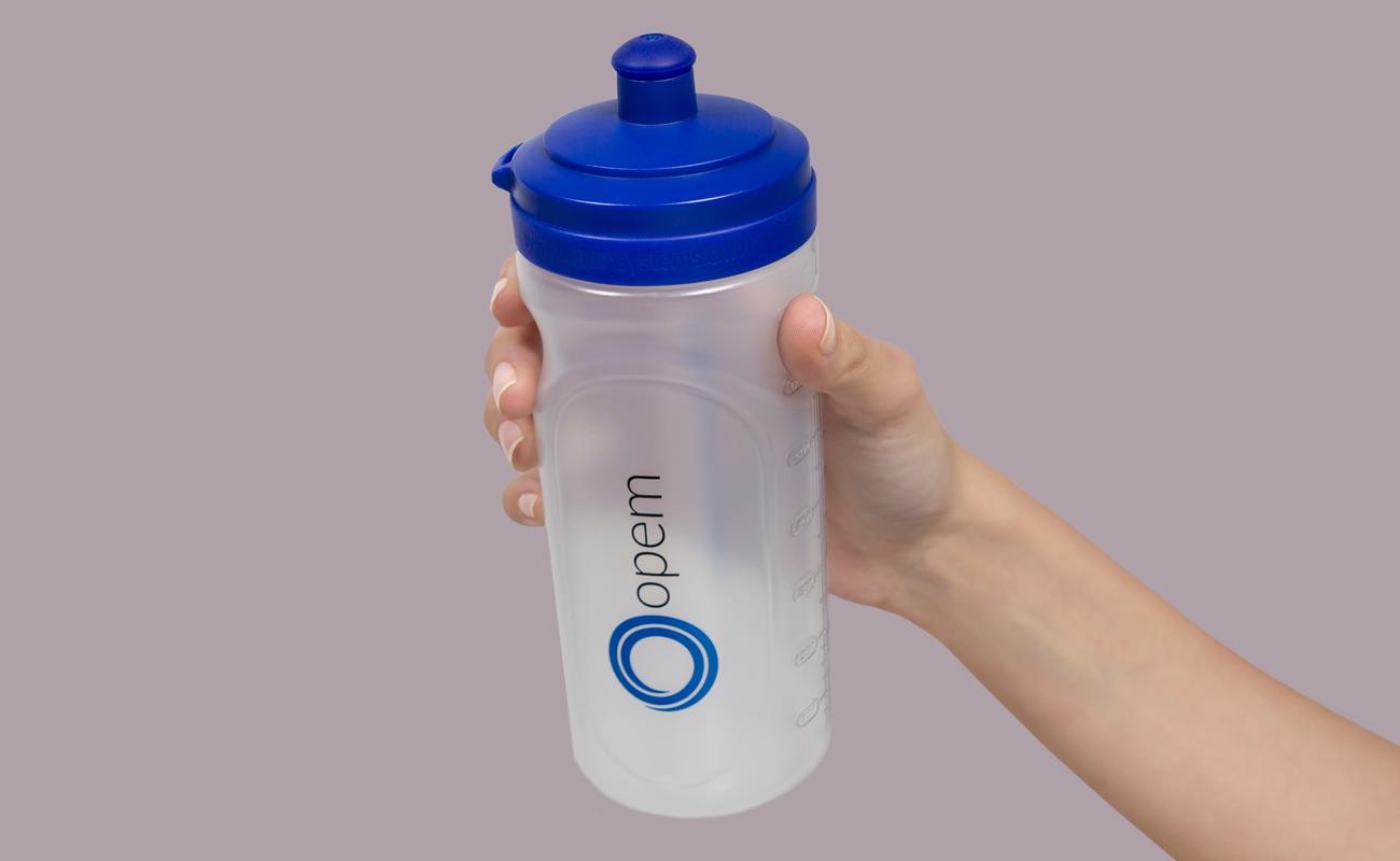 Refresh - Bedrukte waterflessen